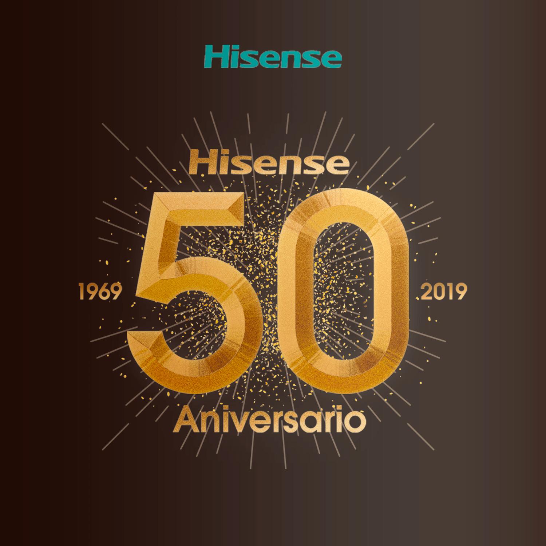 Hisense – 50th anniversary