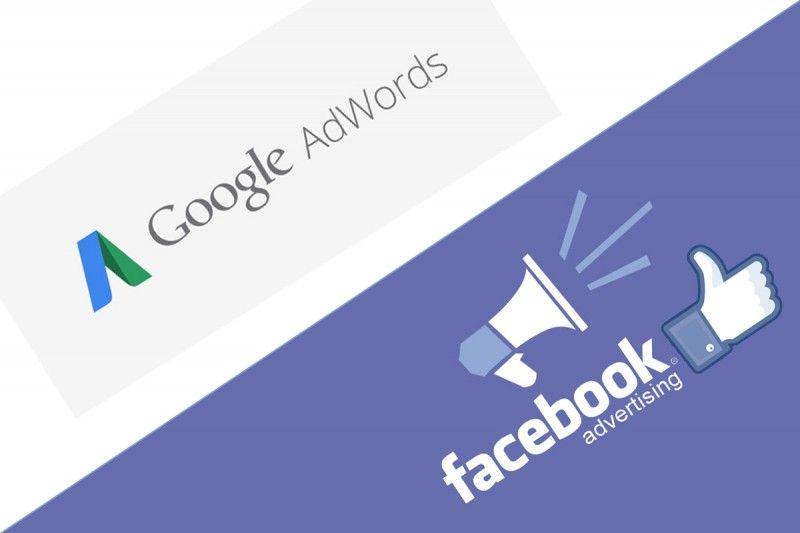 Campañas de PPC: Facebook Ads vs Google Adwords, ¿cuál es mejor?