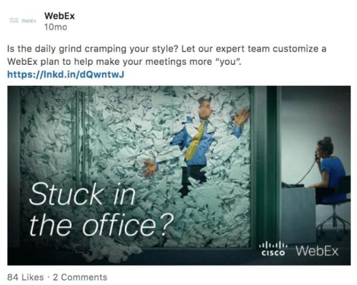 Imagen de WebEx