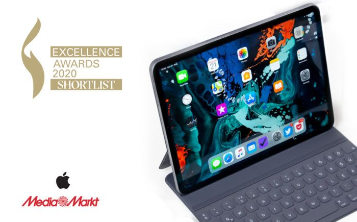 Gotoclient nominated with MediaMarkt's B2B campaign